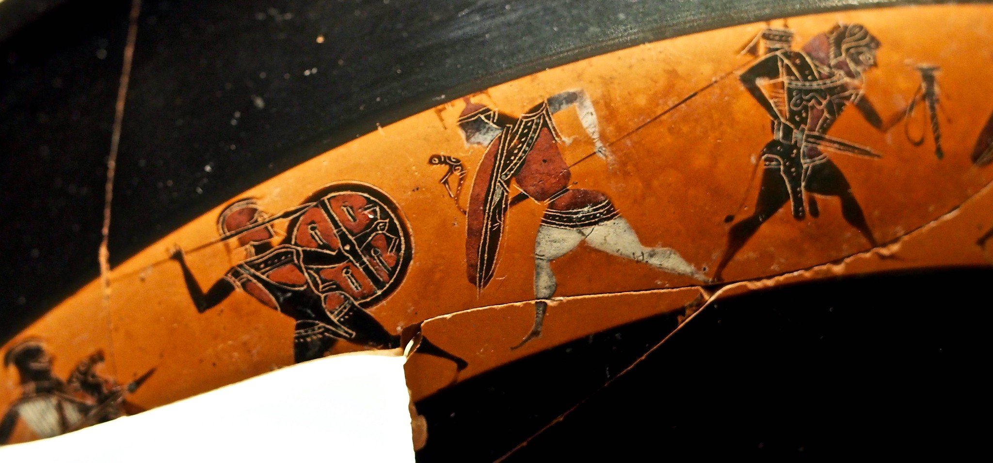 """""""Amazon fighting Greek Warriors"""" (CC BY-NC 2.0) by Mad Maenad"""